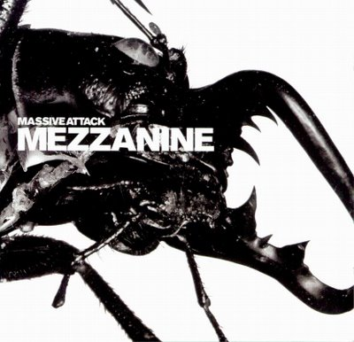 """Mezzanine"" – Massive Attack. Thanks to my friend Gareth, I've begun my"